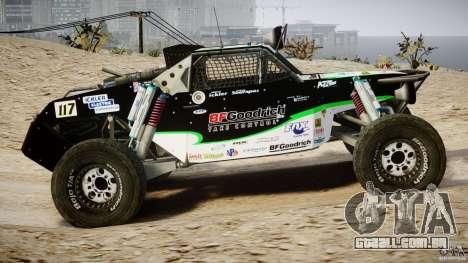 Ickler Jimco Buggy [Final] para GTA 4 traseira esquerda vista