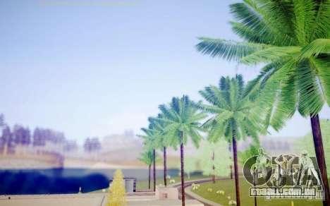 Sompelling ENBSeries para GTA San Andreas oitavo tela