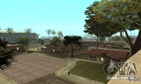 Grove Street 2013 v1 para GTA San Andreas
