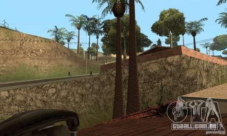 Grove Street 2013 v1 para GTA San Andreas quinto tela