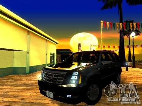 ENBSeries by JudasVladislav para GTA San Andreas sexta tela