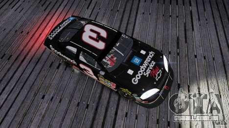 Chevy Monte Carlo SS FINAL para GTA 4 vista superior