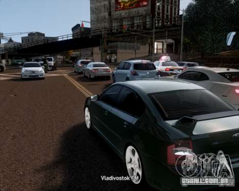 Traffic Load final para GTA 4 terceira tela