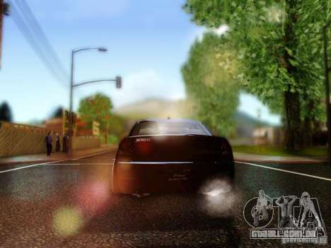 Chrysler 300C VIP para GTA San Andreas vista direita