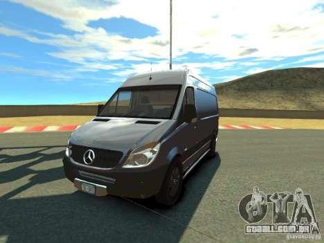 Mercedes-Benz Sprinter 2500 para GTA 4