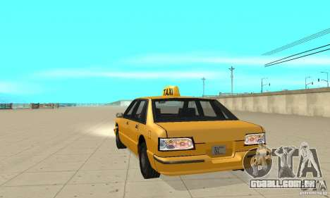 New lights and crash para GTA San Andreas segunda tela