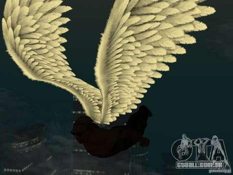 Wings para GTA San Andreas sexta tela
