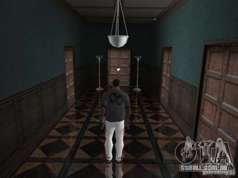 Respiração para GTA San Andreas quinto tela