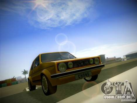 IG ENBSeries para GTA San Andreas segunda tela