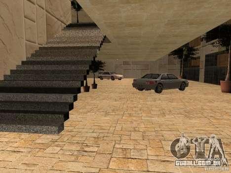 San Fierro Car Salon para GTA San Andreas sexta tela