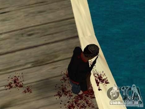 Morte real para GTA San Andreas segunda tela