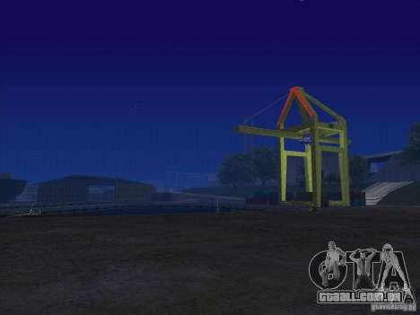 Timecyc novo para GTA San Andreas sétima tela