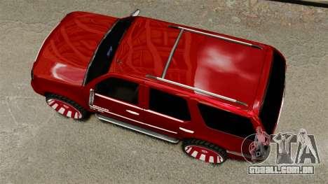 Cadillac Escalade 2011 DUB para GTA 4