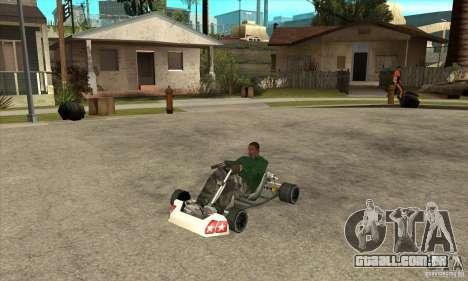 Stage 6 Kart Beta v1.0 para GTA San Andreas