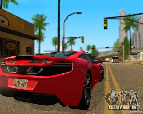 Real World ENBSeries v3.0 para GTA San Andreas