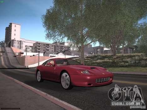 LiberrtySun Graphics ENB v2.0 para GTA San Andreas sétima tela