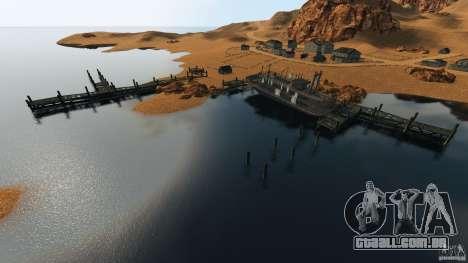 Red Dead Desert 2012 para GTA 4 terceira tela