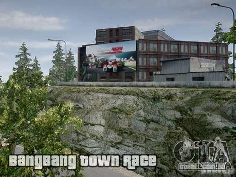 BangBang Town Race para GTA 4