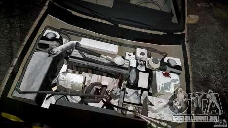 Volkswagen Golf Mk2 GTI Rat-Look para GTA 4 vista direita