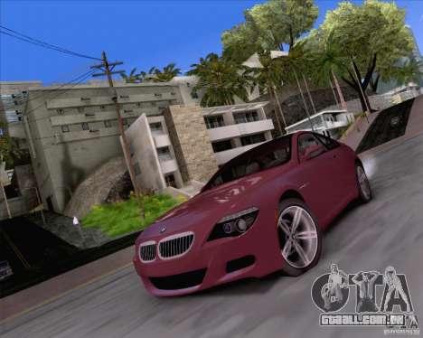 ENBSeries by Sankalol para GTA San Andreas segunda tela