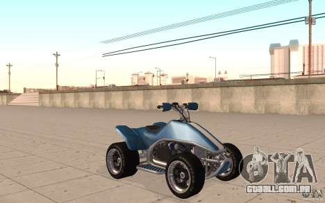 Powerquad_by-Woofi-MF pele 1 para GTA San Andreas