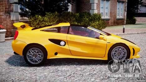 Lamborghini Cala para GTA 4 esquerda vista
