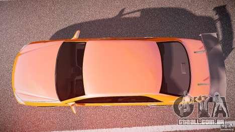 Toyota JZX110 para GTA 4 vista direita