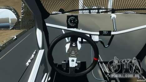Chevrolet Tahoe 2007 GMT900 korch [RIV] para GTA 4 interior
