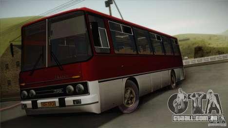 IKARUS 255.01 para GTA San Andreas
