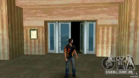Senhor fogo com jeans azul para GTA Vice City