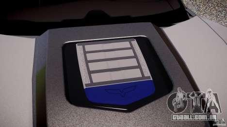 Chevrolet Corvette ZR1 2009 v1.2 para GTA 4 rodas