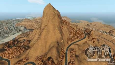 Red Dead Desert 2012 para GTA 4 décimo tela