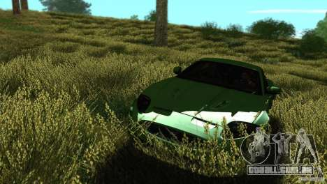 ENBSeries by dyu6 v2.0 para GTA San Andreas segunda tela