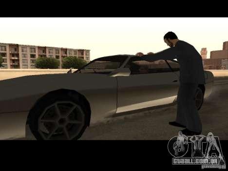 Great Theft Car V1.1 para GTA San Andreas quinto tela