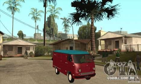 762 YERAZ em para GTA San Andreas vista interior