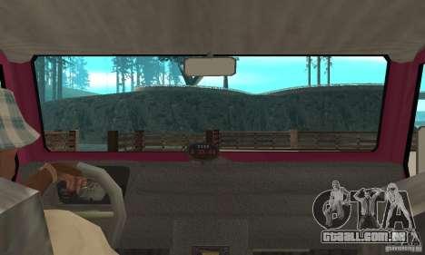 Land Rover Defender 110SW para GTA San Andreas vista direita