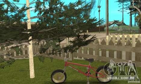 BMX Long 2 para GTA San Andreas vista direita