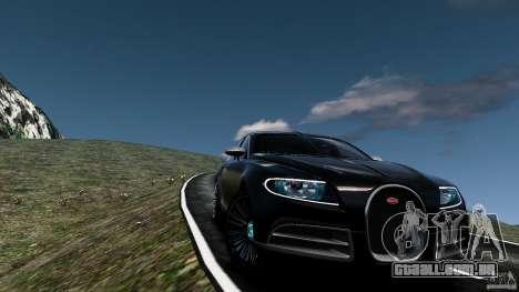 Bugatti Galibier 2009 para GTA 4 motor