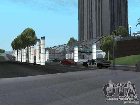 Dorothy Doherty Plaza-novo para GTA San Andreas