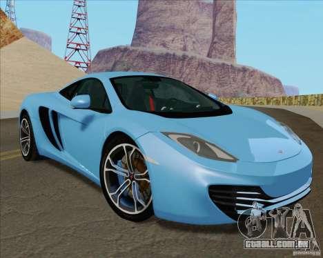 Playable ENB Series v1.1 para GTA San Andreas segunda tela