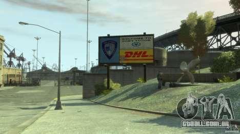 DHL-Port para GTA 4 segundo screenshot