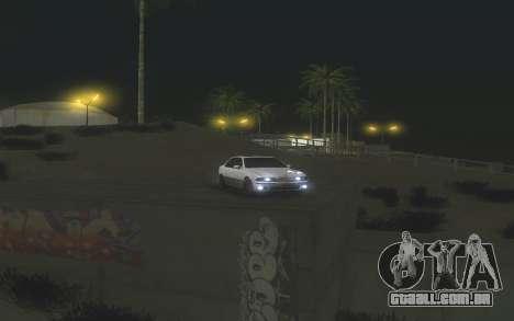 ENB v3.0 by Tinrion para GTA San Andreas terceira tela