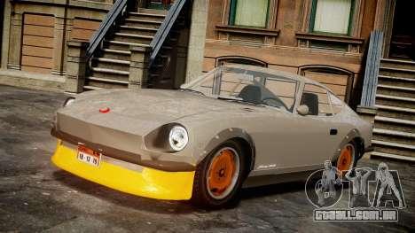 Nissan 260ZX Fairlady Z para GTA 4