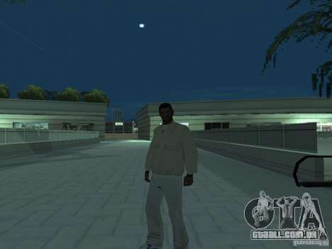 Skins Collection para GTA San Andreas quinto tela