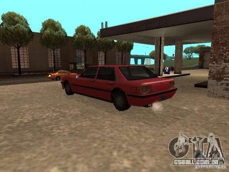 Vincent padrão para GTA San Andreas vista direita