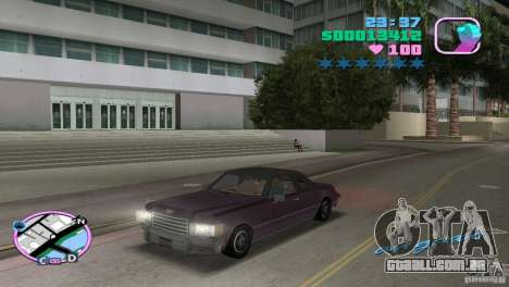 Idaho HD para GTA Vice City
