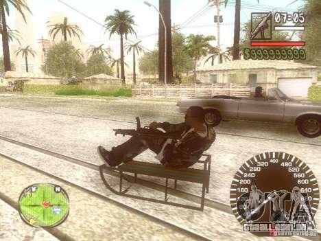 Sani para o motor de GTA San Andreas