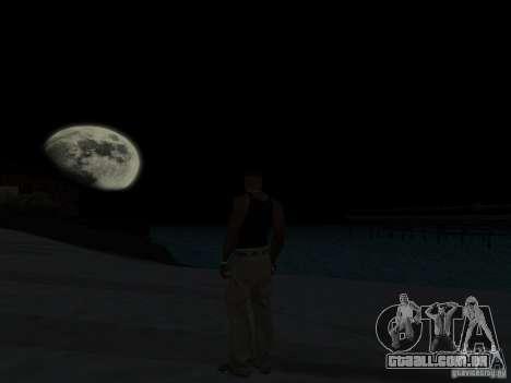 Realistic Night Mod para GTA San Andreas
