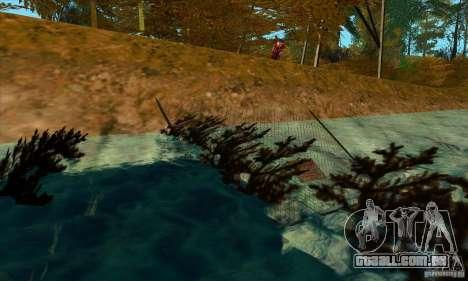 Cruzamento v 1.0 para GTA San Andreas terceira tela