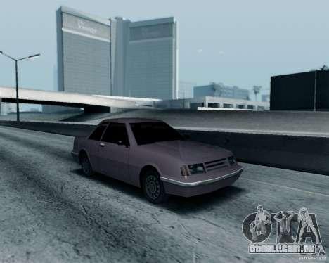 Setan ENBSeries para GTA San Andreas décimo tela